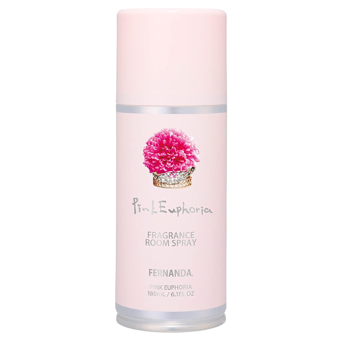 繁殖枯渇する蘇生するFERNANDA(フェルナンダ) Room Spray Pink Euphoria(ルームスプレー ピンクエウフォリア)