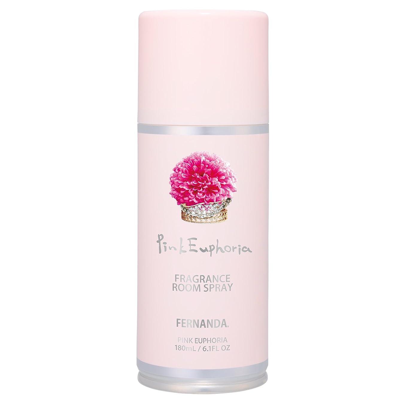 ドール話をするオンFERNANDA(フェルナンダ) Room Spray Pink Euphoria(ルームスプレー ピンクエウフォリア)