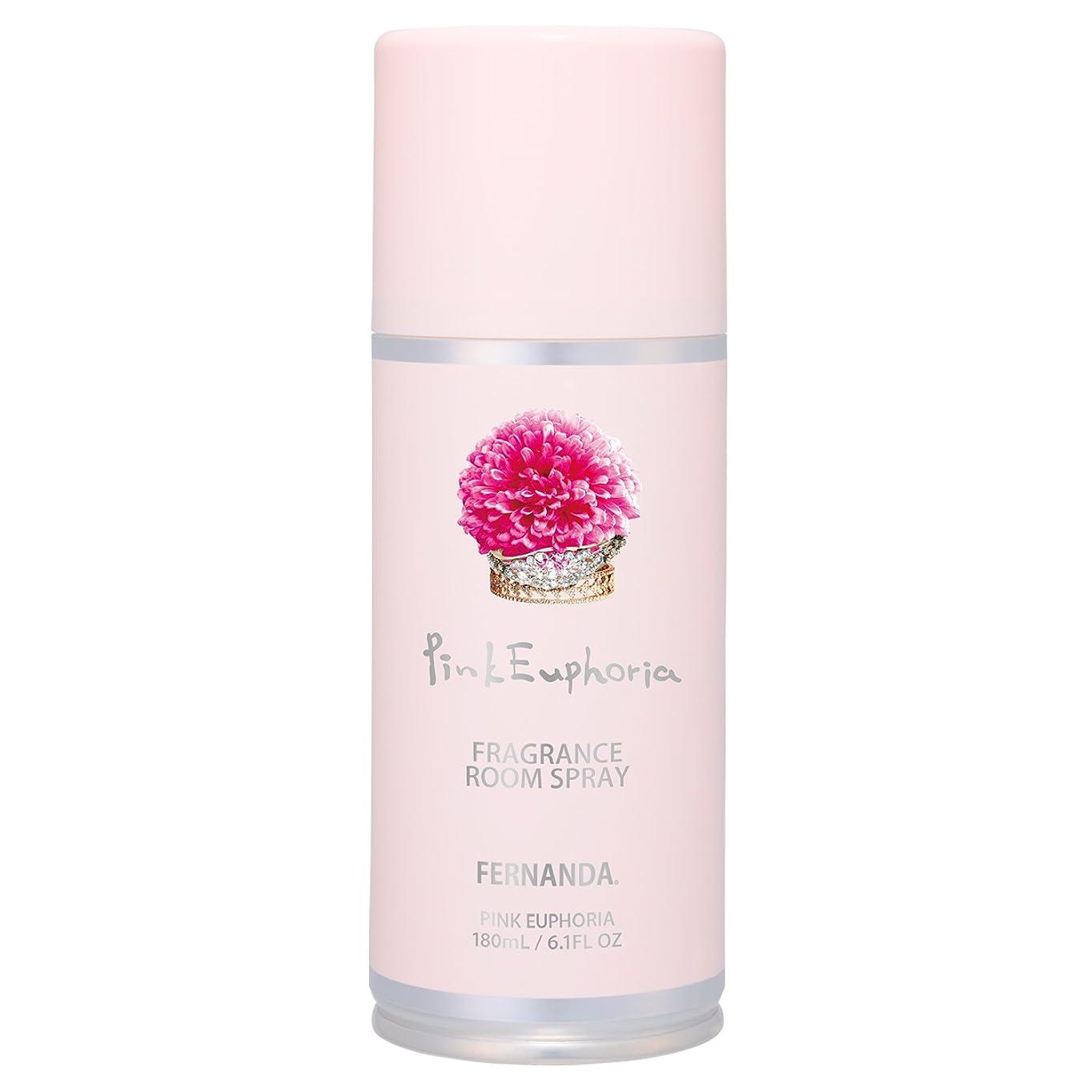 ターゲット芸術野心FERNANDA(フェルナンダ) Room Spray Pink Euphoria(ルームスプレー ピンクエウフォリア)