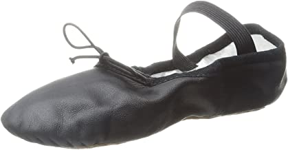 Bloch Dance Girl's Dansoft Full Sole Leather Ballet Slipper/Shoe