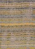 Kaleidoscope Abstract Area Rug Rug Size: 2'7' x 10'