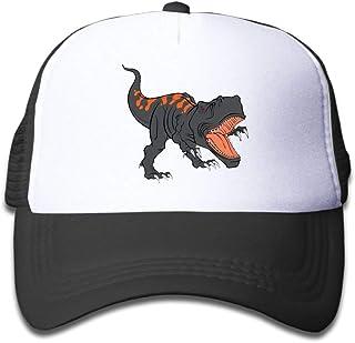 4b92ee05935b8 NVJUI JUFOPL The Fierce Dinosaur Children's Sun Protection,Casual,Summer  Baseball Adjustable Mesh Hat