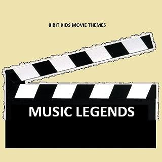 8 bit kids movie themes