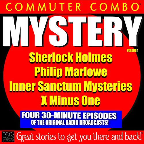 Commuter Combo, Mystery Vol 1                   By:                                                                                                                                 PDQ Audiobooks                               Narrated by:                                                                                                                                 Various                      Length: 1 hr and 52 mins     Not rated yet     Overall 0.0