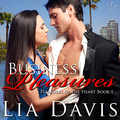 Business Pleasures audiobook cover art