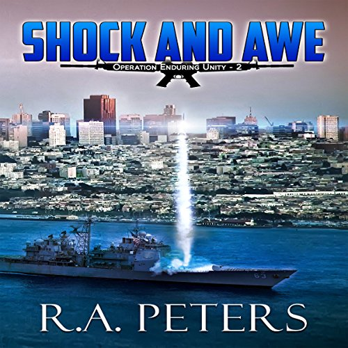 Shock and Awe: Operation Enduring Unity II                   De :                                                                                                                                 R.A. Peters                               Lu par :                                                                                                                                 Kevin Clay                      Durée : 7 h et 34 min     Pas de notations     Global 0,0