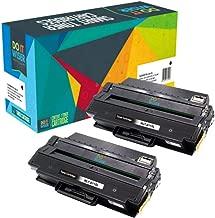 Do it Wiser Compatible Toner Cartridge Replacement for Samsung MLT-D115L 115L Xpress M2830DW M2880FW M2870FW M2820DW M2670 M2620 M2620 (Black, 2-Pack)
