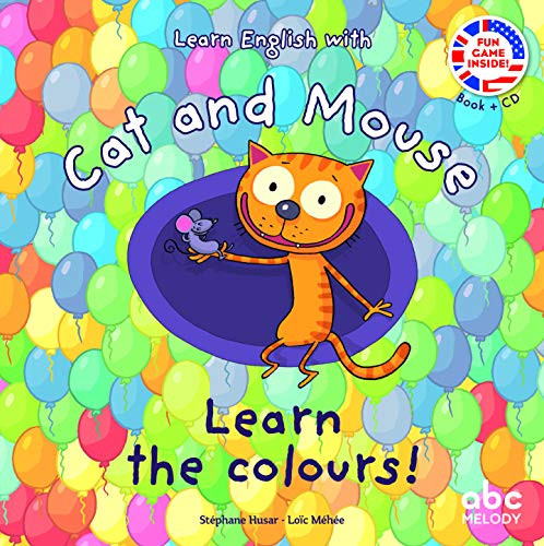 Learn the colours! (1CD audio)