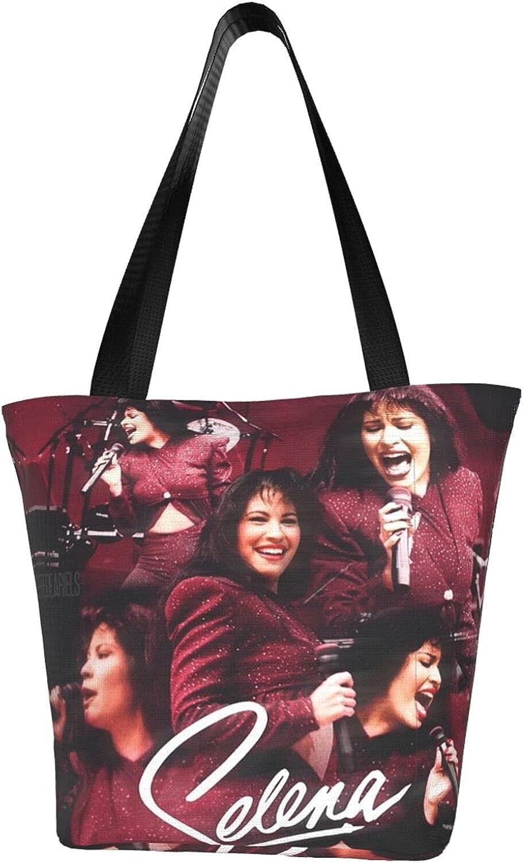 Selena NEW Max 50% OFF before selling Quintanilla Women Fashion Shoulder Handbag Bag Shopping B
