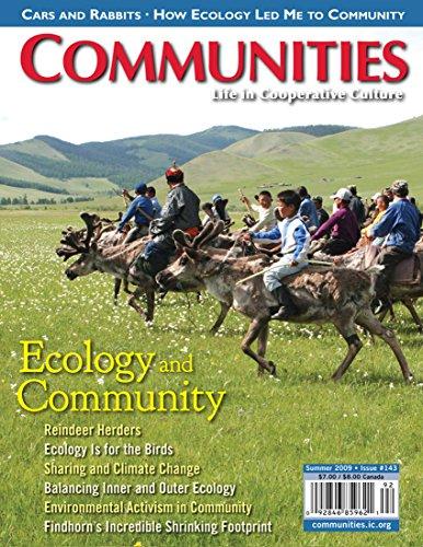 Communities Magazine #143 (Summer 2009) – Ecology and Community (English Edition)