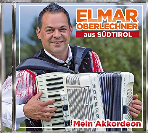 Elmar Oberlechner - Mein Akkordeon, erstklassig gespielte Oberkrainer Volksmusik aus Südtirol