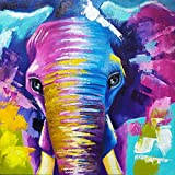 """Elephant Diamond Painting Kits for Adults or Teens - Elephant Diamond Art Painting Teens 
