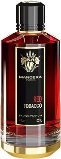 Mancera Red Tobacco Unisex Eau de Parfum 4 Oz / 120ml