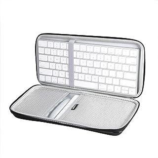 プロ用保護収納バッグ対応 Apple Magic Keyboard (MLA22LL/A)+タッチパッド2 MJ2R2LL/A+Bluetoothマウス-Adada