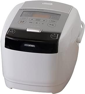 アイリスオーヤマ 炊飯器 IH 5.5合 極厚火釜 銘柄量り炊き ホワイト RC-IC50-W