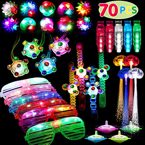 glow in the dark party accesories - 5