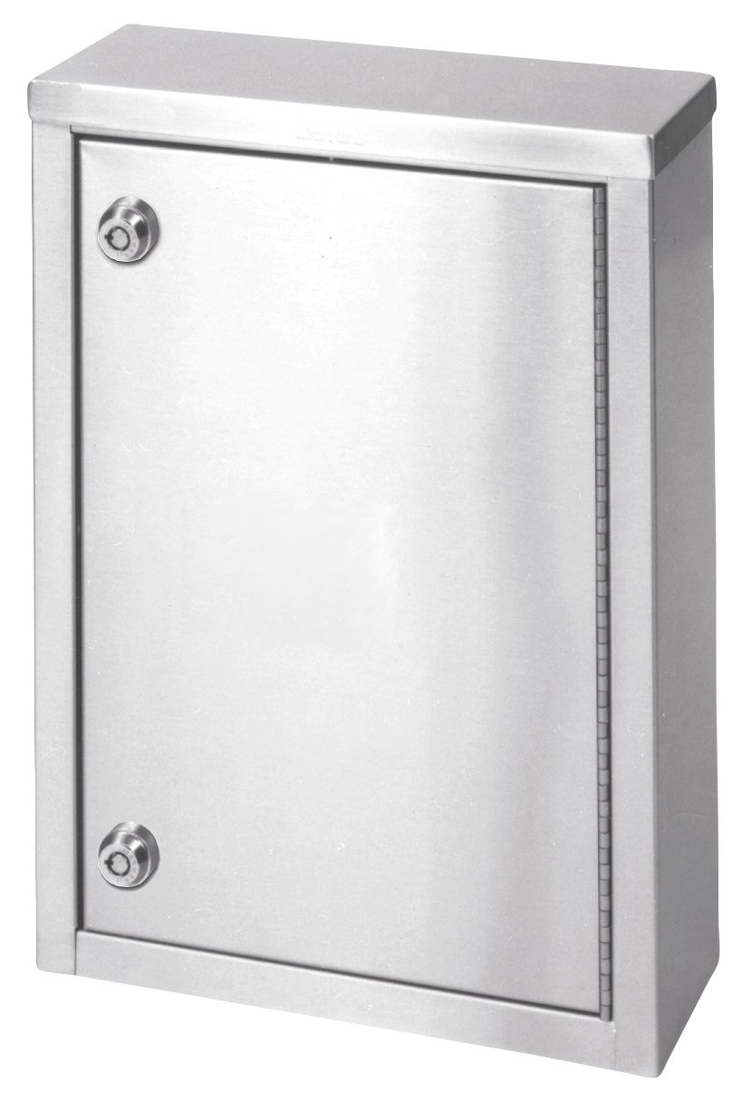 Single Door Stainless Steel Narcotic Locks with Wholesale Classic Cabinet Duel 15