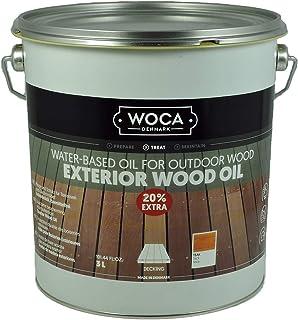 Woca Exterior Öl Teak, 3,0 Liter