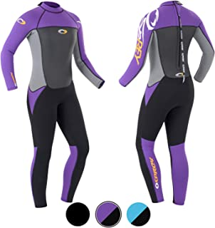 Osprey 女式 3 mm 全长夏季潜水服,多种颜色可选