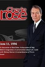 Charlie Rose June 11, 1996