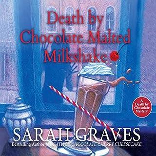 Page de couverture de Death by Chocolate Malted Milkshake