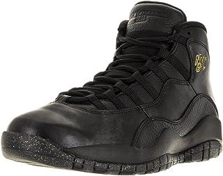 925aa3b9d24c6b Nike air Jordan Retro 10 Mens hi top Basketball Trainers 310805 Sneakers  Shoes (US 11