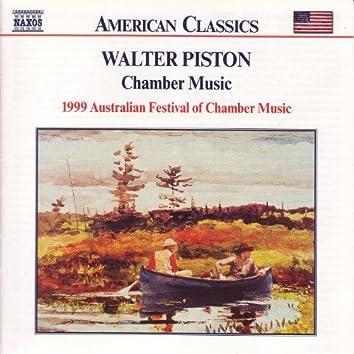 PISTON: Chamber Music