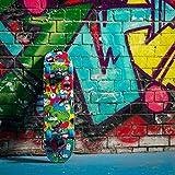 Zoom IMG-2 xootz kids skateboard per principianti