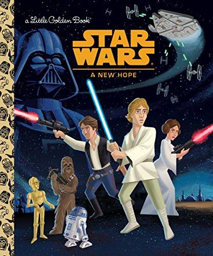 Star Wars: A New Hope (Star Wars) (Little Golden Book)