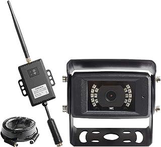 Haloview RD7-C Wireless Long Range Backup Camera for Truck/Trailer/Bus/RV/Pickups/Camper photo