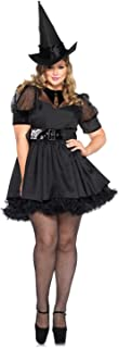 Women's Classic Bewitching Witch Halloween Costume