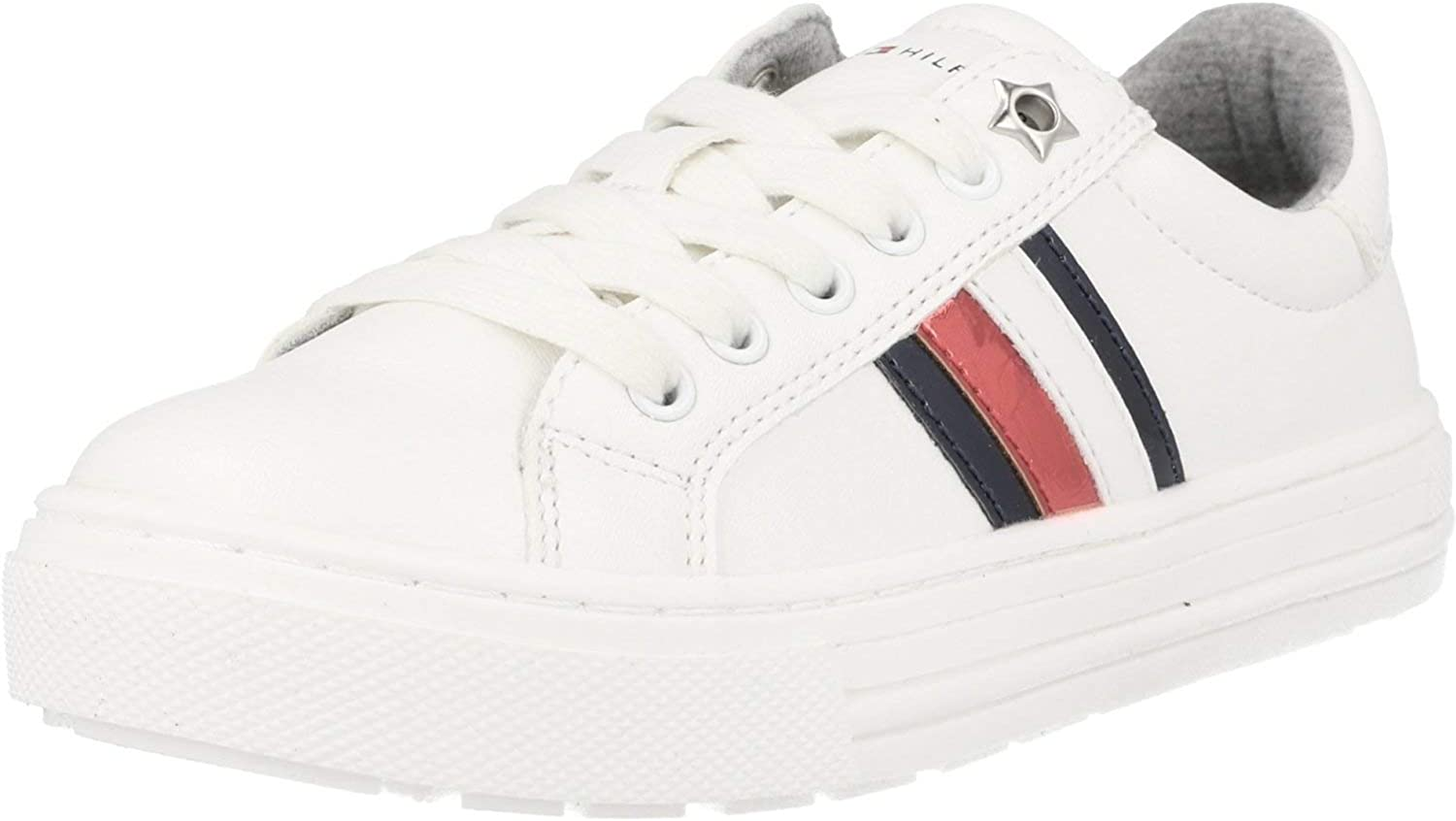 Tommy Hilfiger Max 64% OFF We OFFer at cheap prices Trainer White Eco Leather