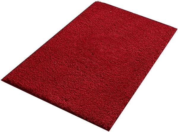 浴垫小孩洗澡地毯浴垫浴室地毯吸水防滑垫浴室地毯加厚门垫进门门口大厅家用脚垫浴室浴室灰色 WEIYV