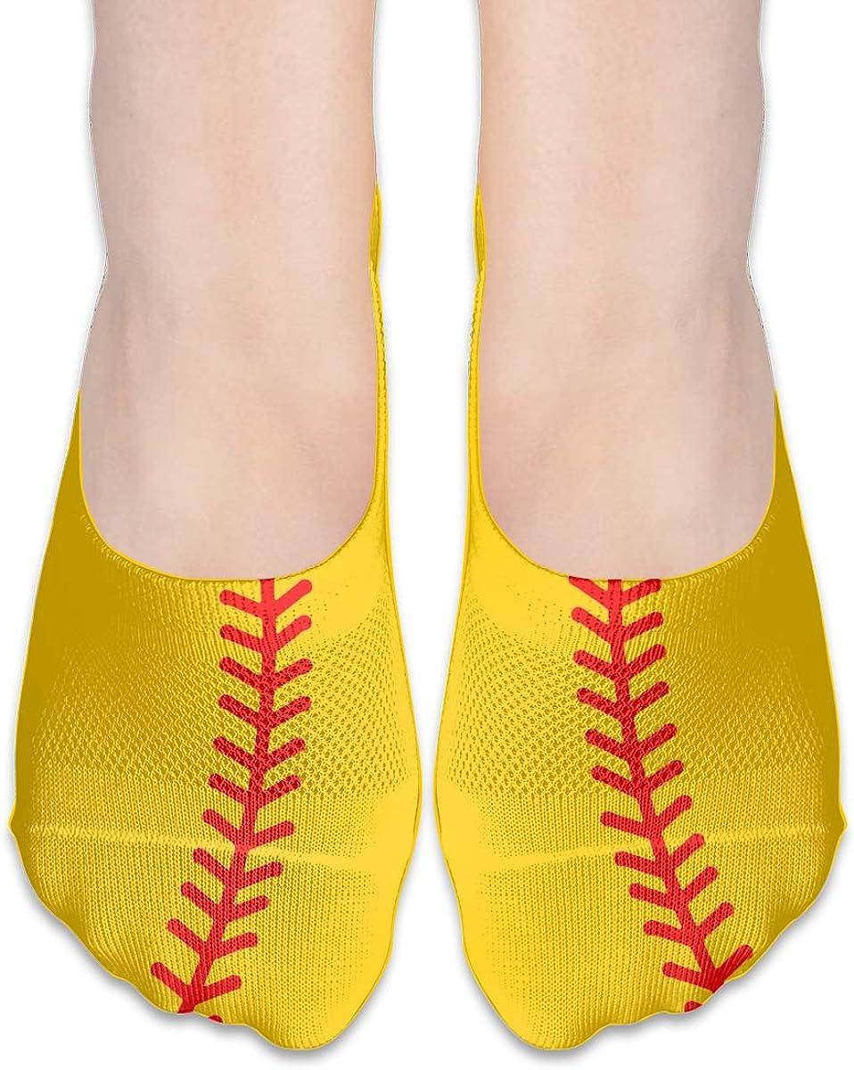 No Show Socks Women Men For Baseball Stitches Softball Flats Cotton Ultra Low Cut Liner Socks Non Slip
