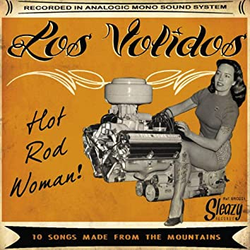 Hot Rod Woman