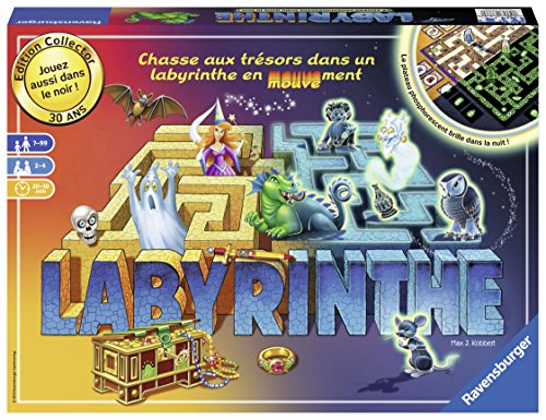 Ravensburger 26690 Labyrinthe - Juego de Mesa, 30 cumpleaños [Idioma español no garantizado]