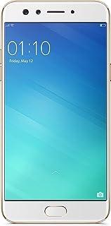 OPPO A57 Dual Sim - 32GB, 3GB Ram 4G LTE, Gold