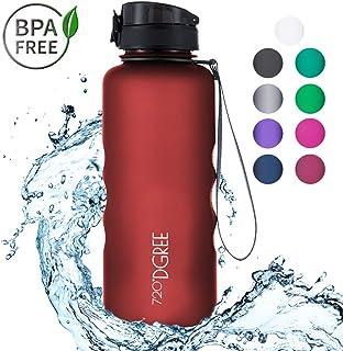 720°DGREE Botella de Agua uberBottle – 1,5 litros, 1500ml   Sin BPA   Ideal para niños, Deportes, Escuela