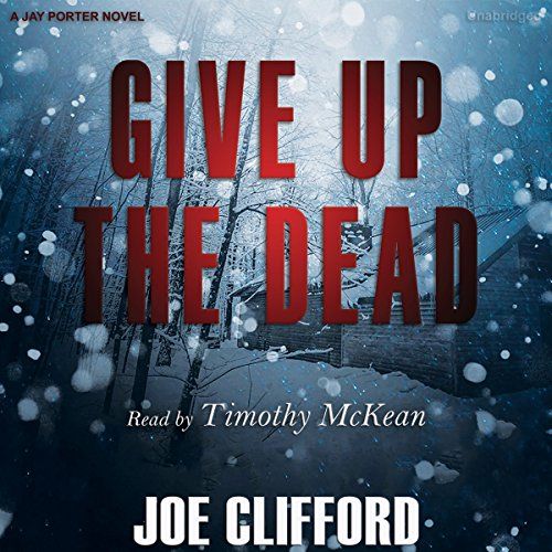 Give Up the Dead audiobook cover art
