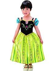【国内販売正規品】 ディズニー アナと雪の女王 おしゃれドレス アナ 戴冠式コレクション 100cm-110cm