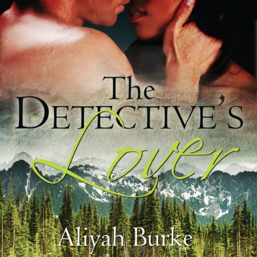 The Detective's Lover audiobook cover art
