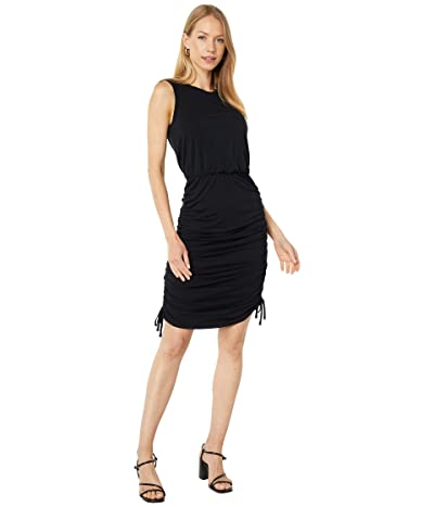 Calvin Klein Sleeveless Solid Maxi Dress