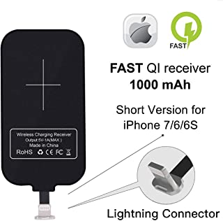 Nillkin Magic Tag Qi Wireless Charger Receiver Patch Module Chip for Small Size iPhone..