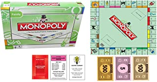 Best Toy - Monopoly English family game 36-1067781