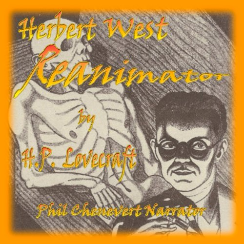 Herbert West - Reanimator audiobook cover art