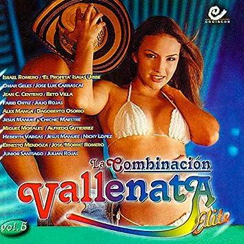 La Combinación Vallenata Elite, Vol. 5