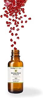 Simply Neck Firming Oil - Neck and Decolletage Non-Greasy Formula - Neckline & Decollete Moisturizer - All Natural, No Additives, rich in Vitamin E, Vitamin C, essential fatty acids