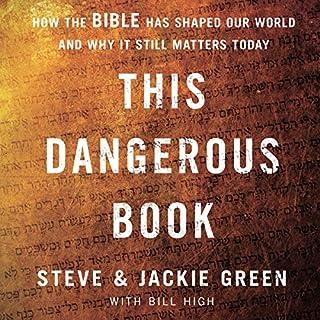 This Dangerous Book audiobook cover art