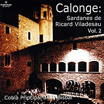 Calonge: Sardanes de Ricard Viladesau - Vol. 2