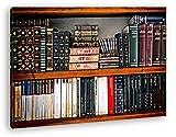 deyoli Klassisches Bücherregal Format: 80x60 Effekt: